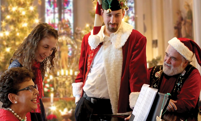 Stoneham Theatre - Nobility Hill: Christmas on the Air at Stoneham Theatre