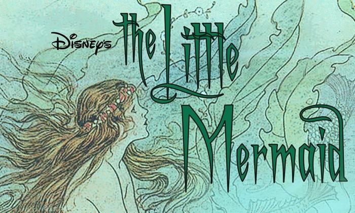 Strand Theatre - Uphams Corner - Jones Hill: Disney's The Little Mermaid at Strand Theatre