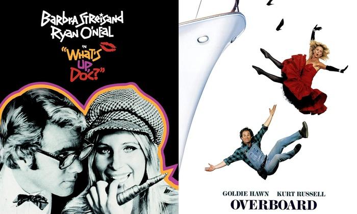 Landmark Theatres Hillcrest Cinemas - Western San Diego: What's Up Doc? & Overboard at Landmark Theatres Hillcrest Cinemas