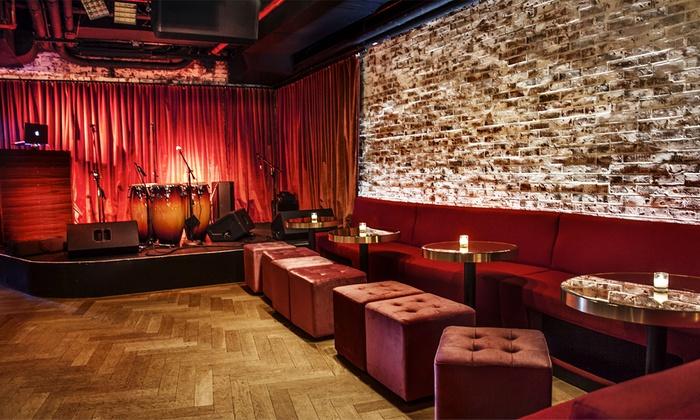 Subrosa - Downtown Manhattan: Latin Jazz at Subrosa