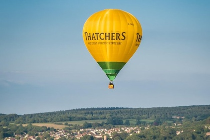 Experience: Hot air balloon flights from Ashton Court, Bristol For just: £150.0