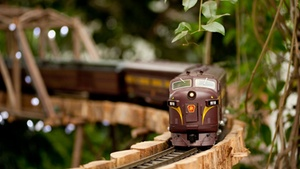 New York Botanical Garden: Winter Harmonies Concert Series: Holiday Train Show at New York Botanical Garden