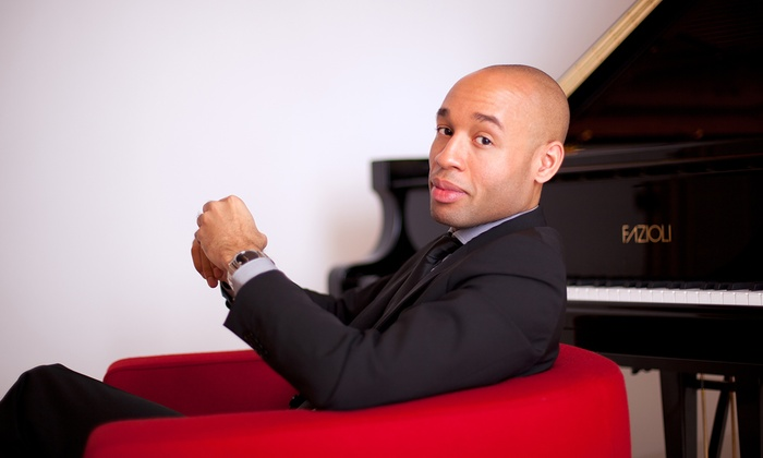 Atlas Performing Arts Center - Atlas Performing Arts Center: Aaron Diehl Trio at Atlas Performing Arts Center