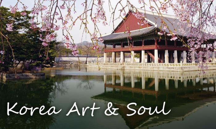 Lisner Auditorium - Washington: Korea Art & Soul at Lisner Auditorium
