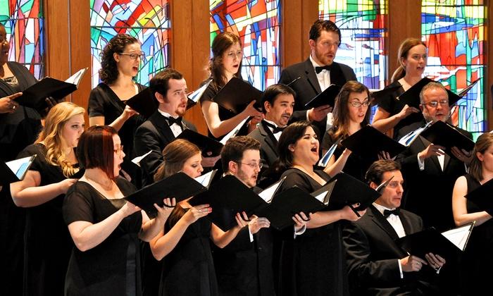 St. Paul's United Church of Christ - Lincoln Park: Chicago Chamber Choir: Fiesta de las Americas at St. Paul's United Church of Christ