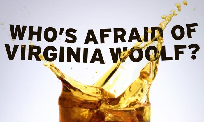 Studio 101 - Washington Avenue - Memorial Park: Edward Albee's Who's Afraid of Virginia Woolf at Studio 101