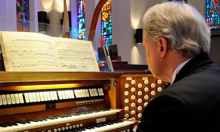 National Presbyterian Church - Washington: The Little Organ Book, Part 2 at National Presbyterian Church