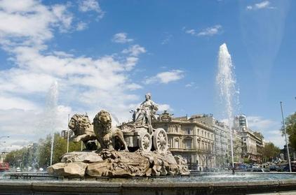 Excursión combinada en Madrid: visita turística y visita guiada con Evite las colas al Museo del Prado