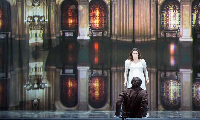 War Memorial Opera House - Northeast San Francisco: The Fall of the House of Usher at War Memorial Opera House