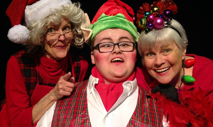 Onyx Theatre - Winchester: ELF U: A Crash Course in Christmas at Onyx Theatre