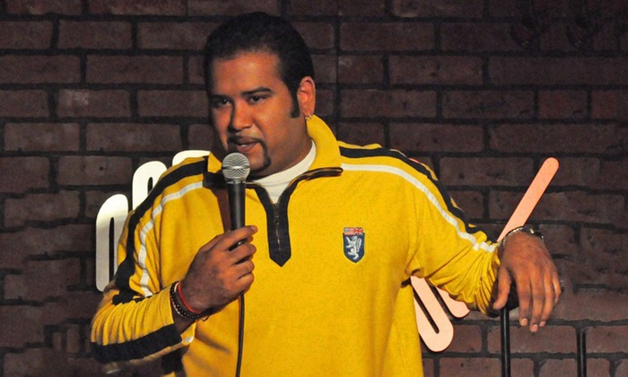 Atlanta Comedy Theater - Atlanta Comedy Theater: Comedian Raj Sharma at Atlanta Comedy Theater