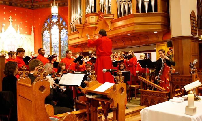 All Saints' Episcopal Church - Northeast Atlanta: All Saints' Concert Series