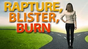 Beatrice Herford's Vokes Theatre: Rapture, Blister, Burn at Beatrice Herford's Vokes Theatre