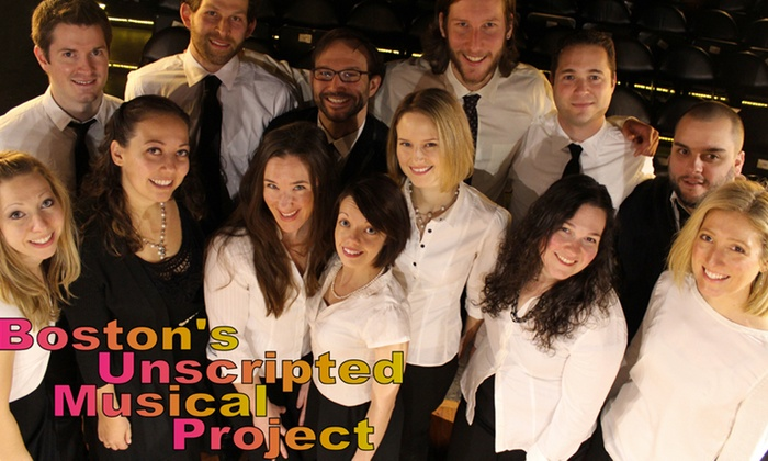 Catalyst Comedy at Button Factory - D Street - West Broadway: Boston's Unscripted Musical Project at Catalyst Comedy at Button Factory