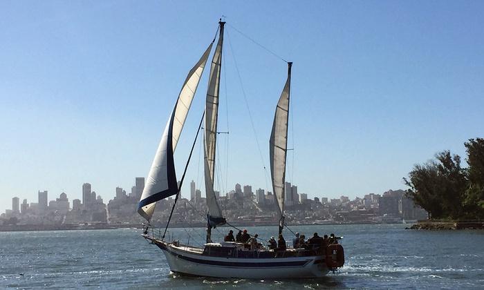 The Privateer - Fisherman's Wharf: 90-Minute Sailing Tour