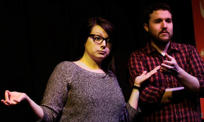 Catalyst Comedy at Button Factory - D Street - West Broadway: Fine Line Comedy at Catalyst Comedy at Button Factory