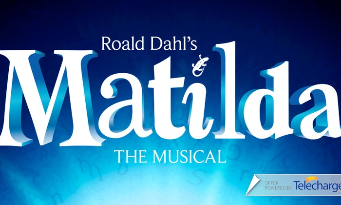 Shubert Theatre - Theater District - Times Square: Matilda The Musical at Shubert Theatre