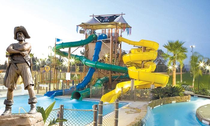 Splash! La Mirada Buccaneer Bay Waterpark - La Mirada: Splash! La Mirada Buccaneer Bay Waterpark at Splash! La Mirada Buccaneer Bay Waterpark