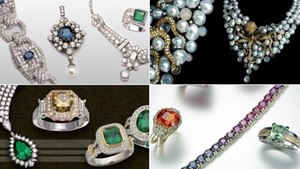 Westchester County Center: International Gem and Jewelry Show at Westchester County Center