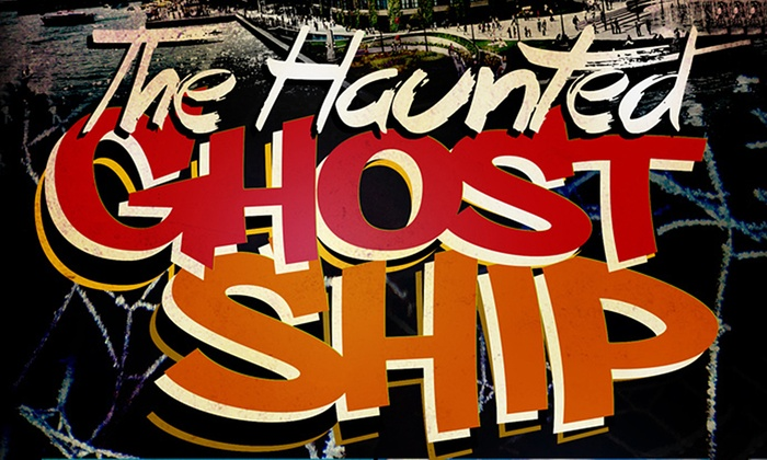 Amberjack V Yacht  - New York City: The Haunted Ghost Ship Party Cruise at Amberjack V Yacht
