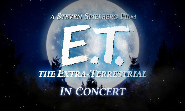 Jacobs Music Center - Central San Diego: E.T. the Extra-Terrestrial at Jacobs Music Center