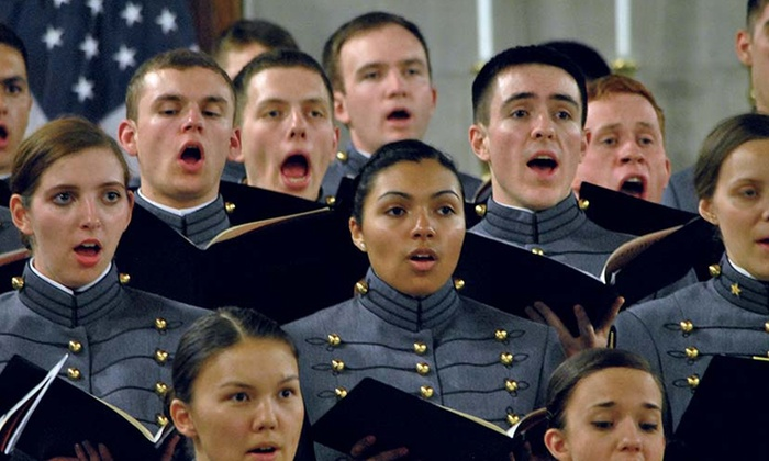 Broward Center for the Performing Arts - Amaturo Theater - Sailboat Bend: Symphony of the Americas: West Point Glee Club at Broward Center for the Performing Arts - Amaturo Theater