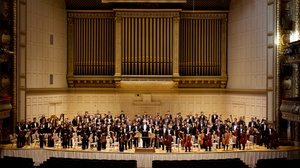 Boston Symphony Hall: Boston Philharmonic Youth Orchestra at Boston Symphony Hall