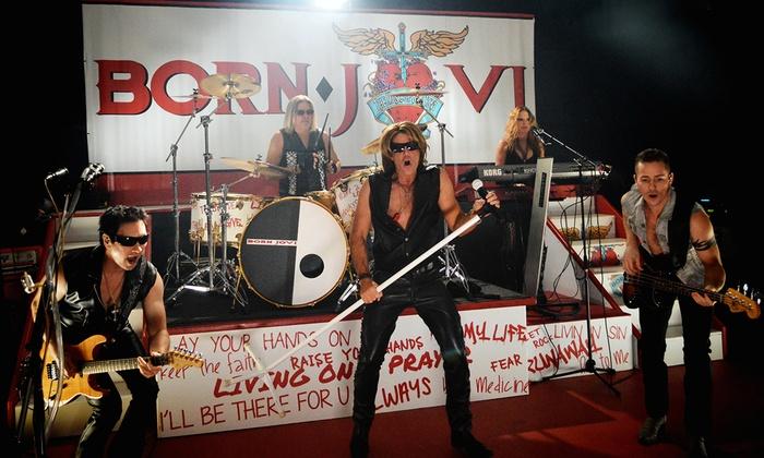 The Strawberry Bowl - Garden Grove: Born Jovi: A Tribute to Bon Jovi at The Strawberry Bowl