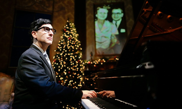 Geffen Playhouse - Gil Cates Theater - Gil Cates Theater at The Geffen Playhouse: Hershey Felder as Irving Berlin at Geffen Playhouse - Gil Cates Theater