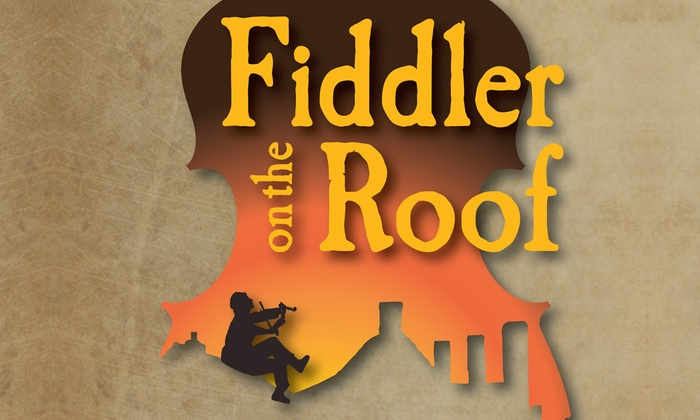 Olney Theatre Center - Historic Stage - Ashton-Sandy Spring: Fiddler on the Roof at Olney Theatre Center - Historic Stage