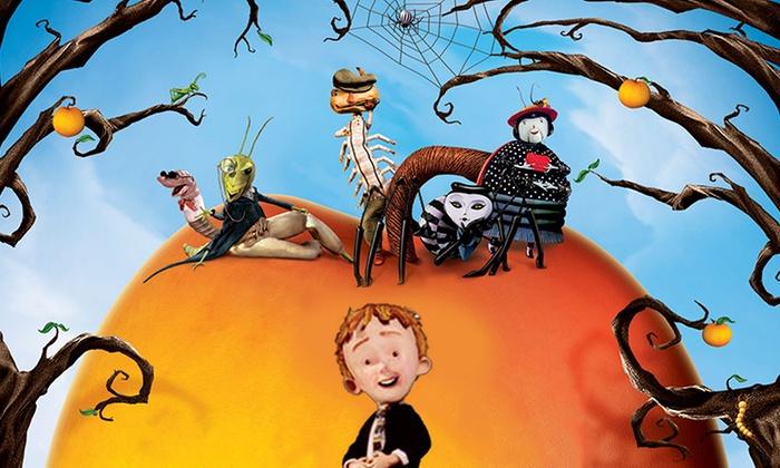Avo Playhouse - Vista: James and the Giant Peach at Avo Playhouse