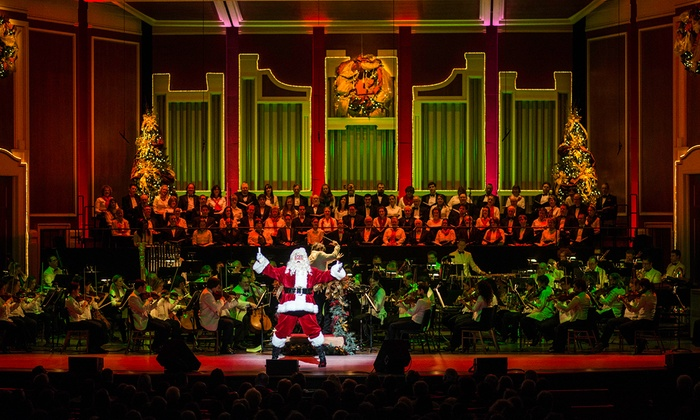 Heinz Hall for the Performing Arts - Downtown Pittsburgh: Pittsburgh Symphony Orchestra: Highmark Holiday Pops at Heinz Hall for the Performing Arts