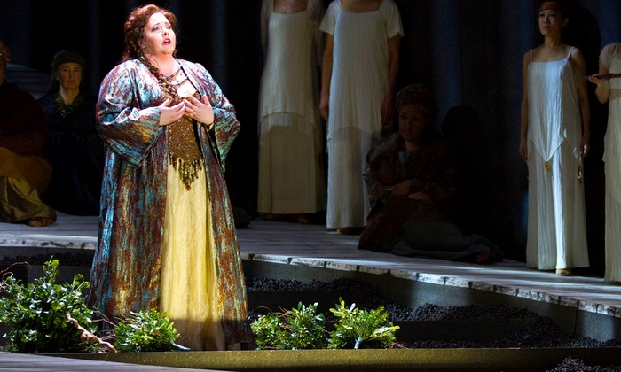 Dorothy Chandler Pavilion - Downtown Los Angeles: LA Opera: Norma at Dorothy Chandler Pavilion