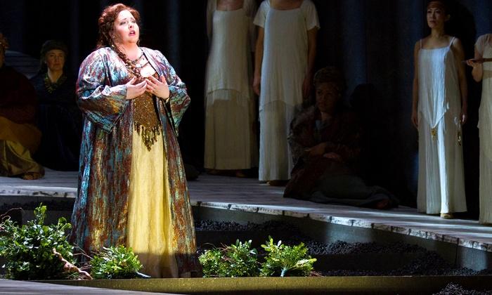 LA Opera: Norma at Dorothy Chandler Pavilion