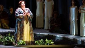 Dorothy Chandler Pavilion: LA Opera: Norma at Dorothy Chandler Pavilion