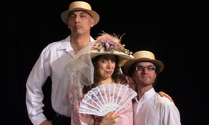 The Eureka Theatre - Financial District: Tomfoolery at The Eureka Theatre