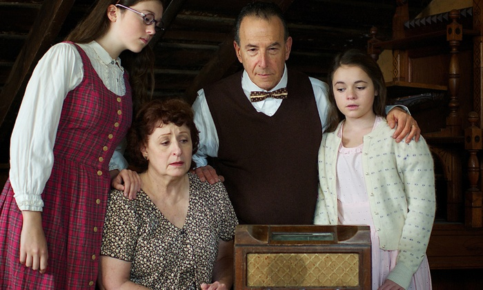 Barn Theatre - San Anselmo: The Diary of Anne Frank at Barn Theatre