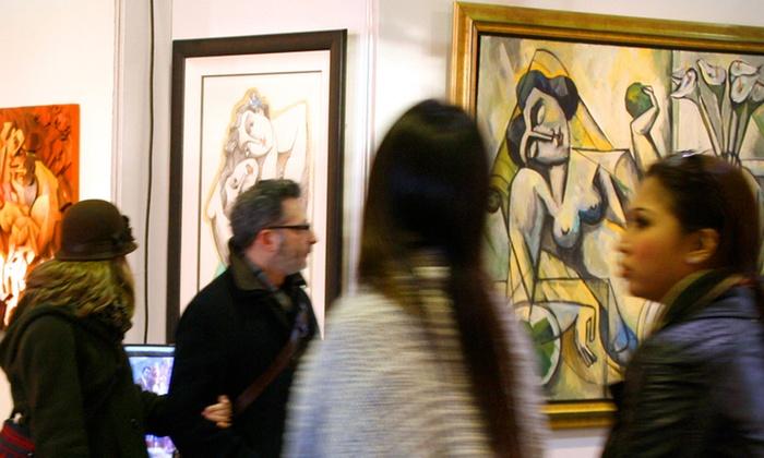 Renaissance Indian Wells Resort  - Indian Wells: Spectrum Indian Wells Contemporary Art Show at Renaissance Indian Wells Resort