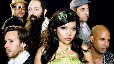 Psych-Rockers Dengue Fever at Ordway Center for the Performing Arts - Music Theater