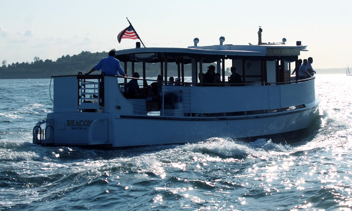 Yacht Beacon - Downtown: Autumnal Beer Tasting Cruise Featuring Harpoon Brewery at Yacht Beacon
