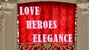 Robert B. Moore Theatre at Orange Coast College: Love Heroes Elegance at Robert B. Moore Theatre at Orange Coast College