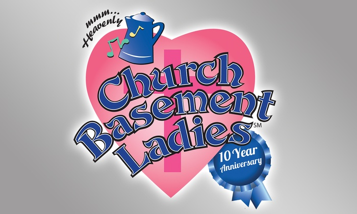 Plymouth Playhouse - The Plymouth Playhouse: The Church Basement Ladies at Plymouth Playhouse