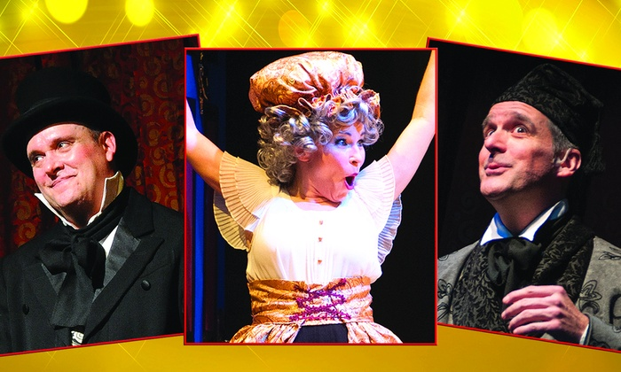 MetroStage - Old Town North: A Broadway Christmas Carol at MetroStage