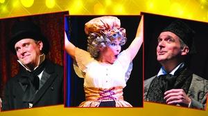 MetroStage: A Broadway Christmas Carol at MetroStage