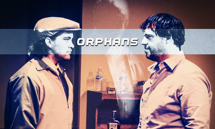 Theatre of Note - Central Hollywood: Orphans at Theatre of Note