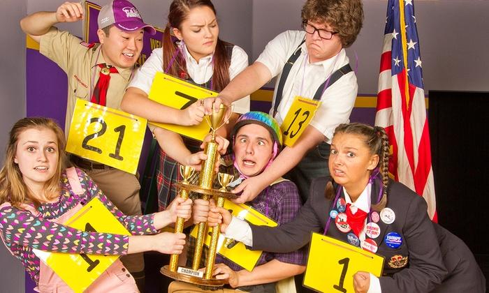 The Farmington Players Barn Theater - Farmington: The 25th Annual Putnam County Spelling Bee at The Farmington Players Barn Theater