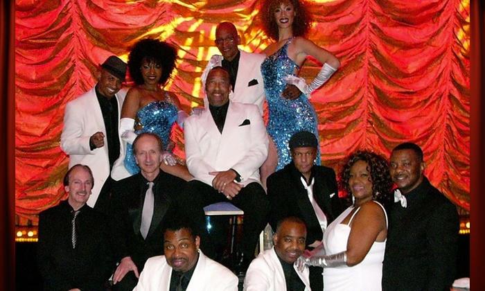 Club Fox - Swan Canyon: Top Shelf's Motown Summer Gold at Club Fox