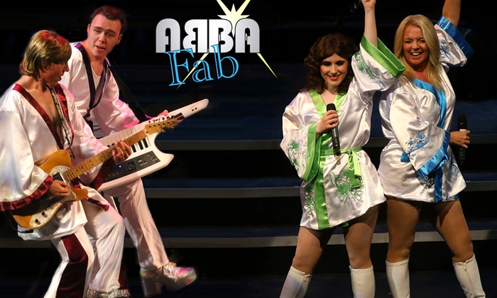 The Coach House - The Coach House: ABBA FAB: The Ultimate Tribute to ABBA at The Coach House