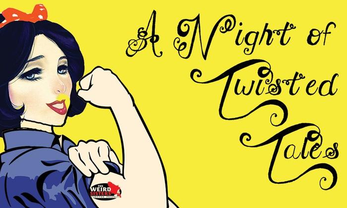 Aurora Theatre - Studio - Riverwalk: A Night of Twisted Tales at Aurora Theatre - Studio