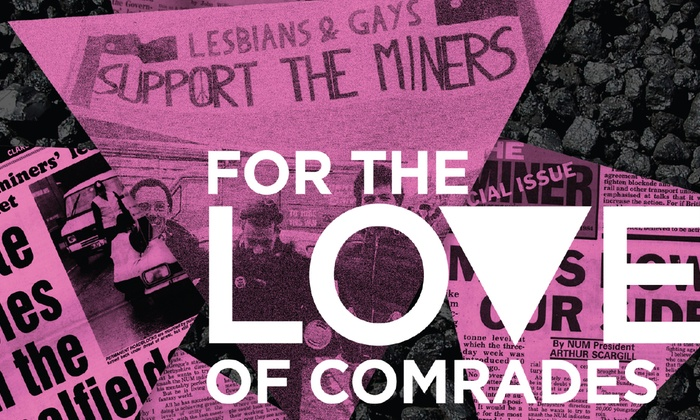 New Conservatory Theatre Center - Northeast San Francisco: For the Love of Comrades at New Conservatory Theatre Center